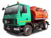 В Украине стартовало производство и продажи сразу двух моделей топливозаправщиков на базе МАЗ!