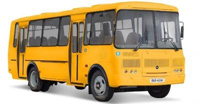 Лимитированная версия автобусов PAZ YELLOW предлагается с выгодой 100 000 грн.